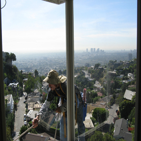 Window Cleaning West Hollywood
